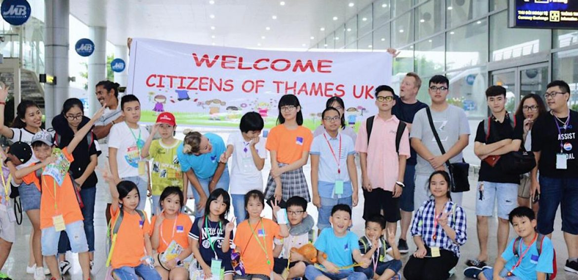 Danang Summer Camp 2018 – We are here